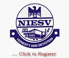 November NIEVS Professional Exam